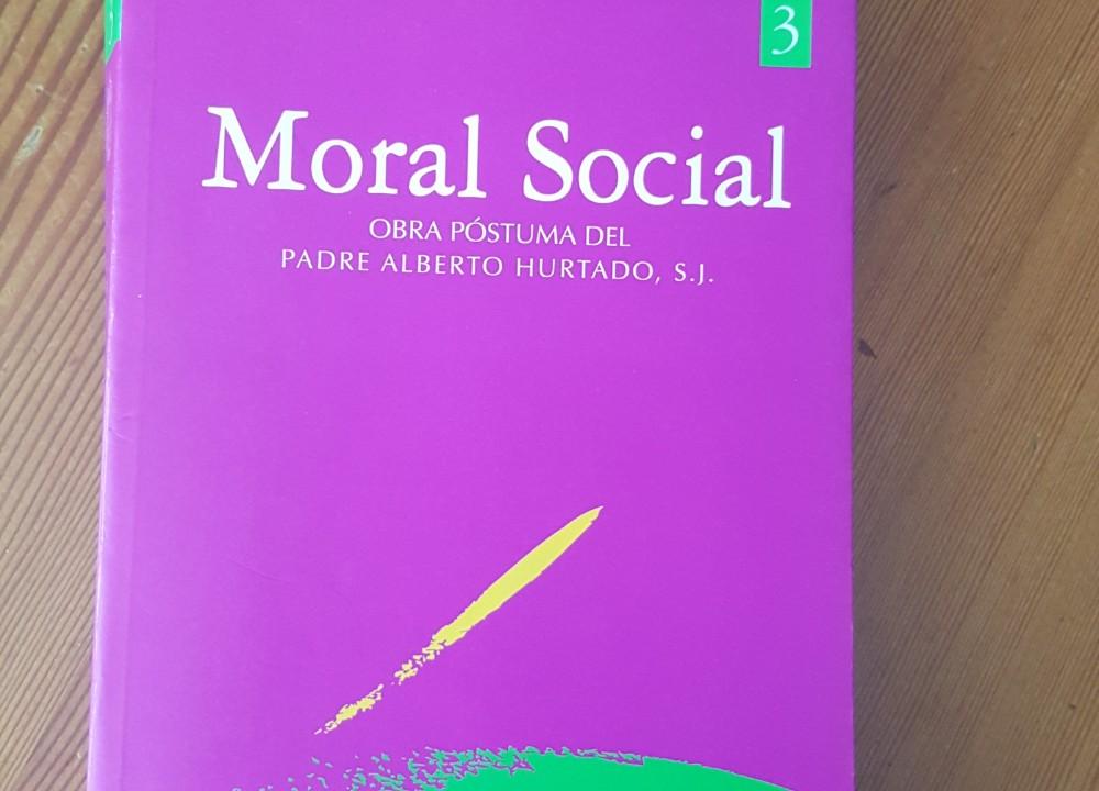 Moral Social – obra póstuma Padre Alberto Hurtado (plus shipping)